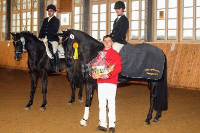Sebastian bei der Preisverleihung